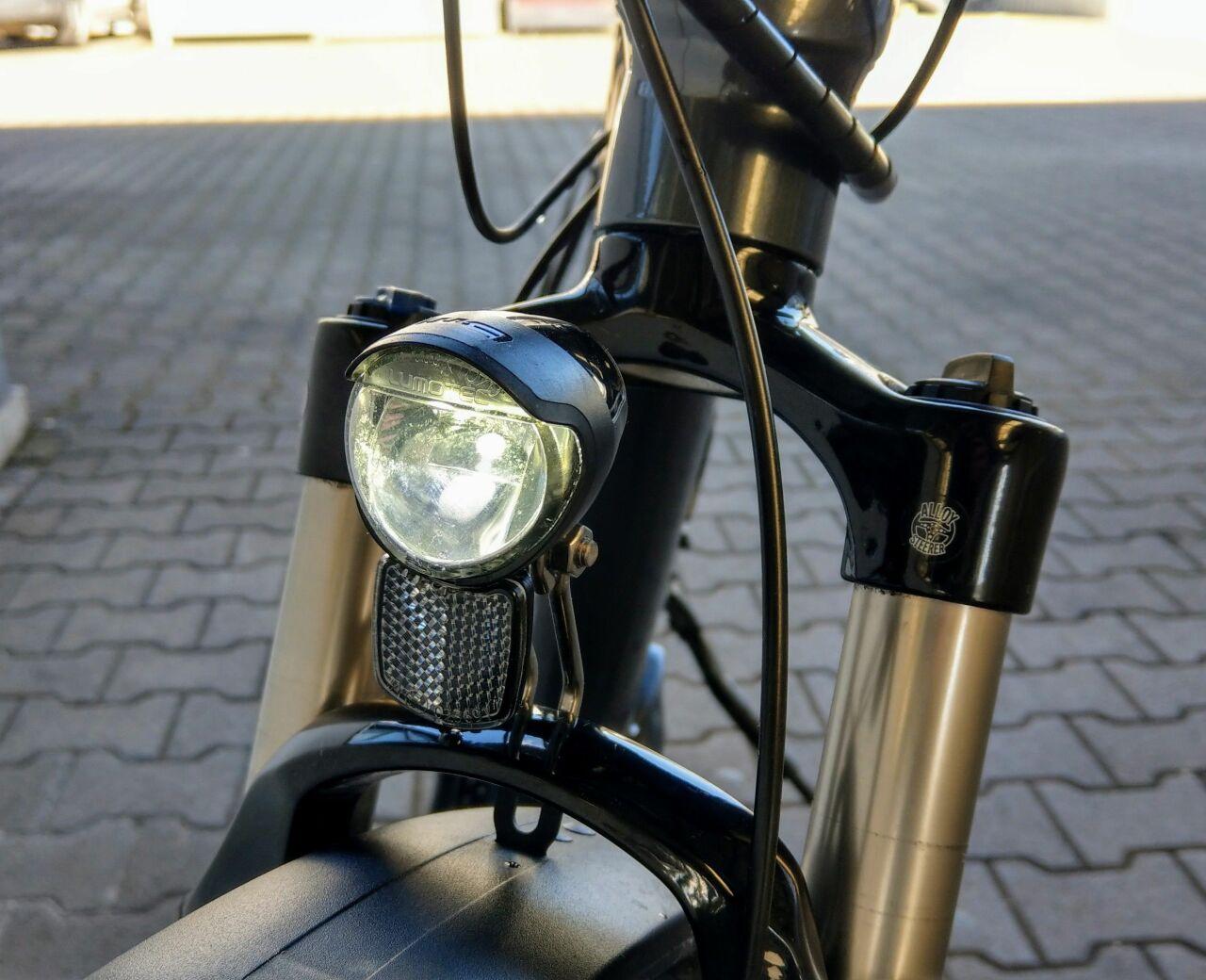 Pedelec E-Bike BH AtomX Cross Pro Hardtail L