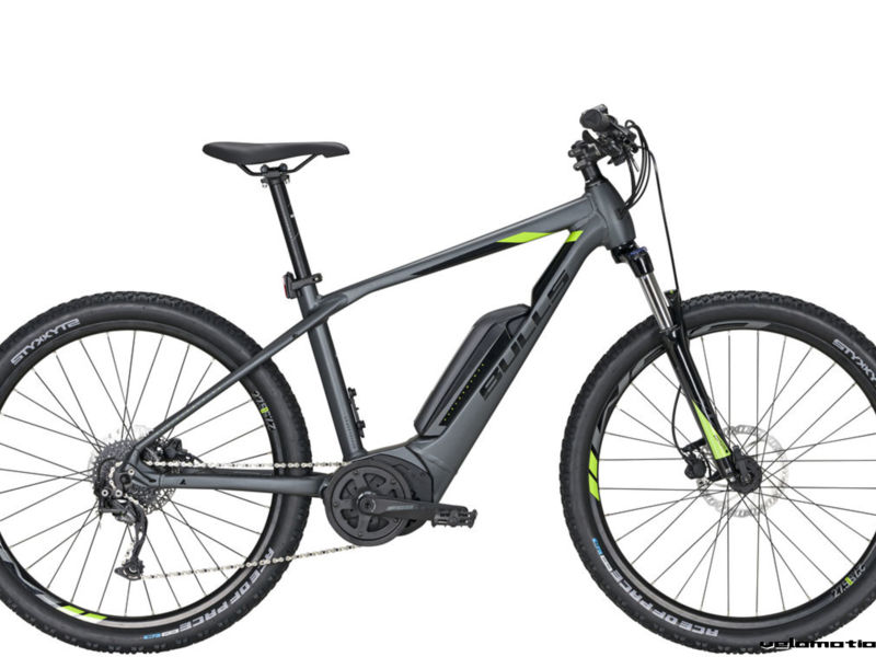 Bulls, Copperhead E1 27,5 500Wh, E-Bike