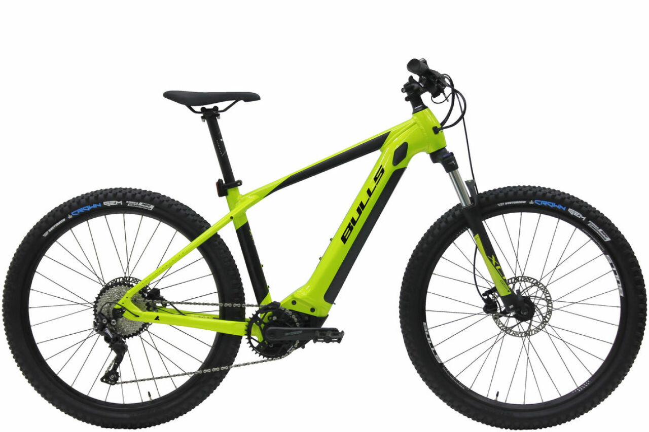 Bulls, Copperhead EVO 2 27,5+, E-Bike