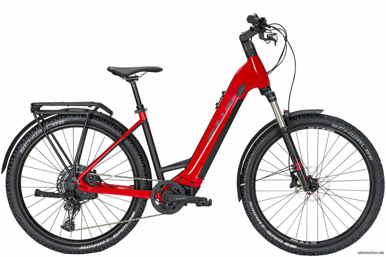 Bulls, Copperhead EVO 3 Street 27,5, E-Bike
