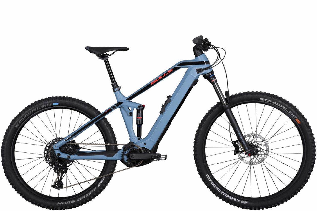 Bulls, Sonic Evo AM 1 500Wh, E-Bike