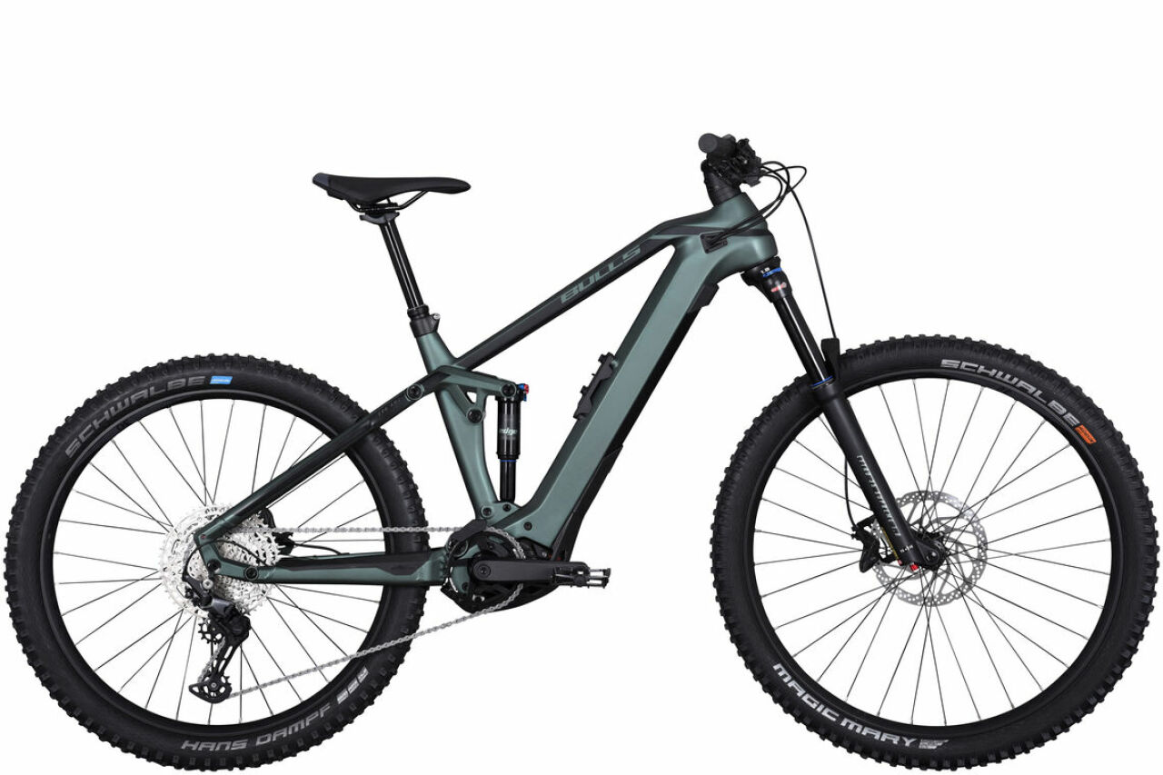Bulls, Sonic Evo AM 2 Carbon, E-Bike