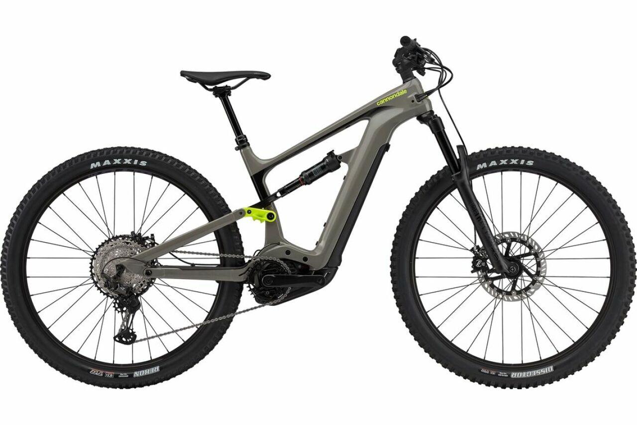 Cannondale, Habit Neo 2 stealth grey 625Wh, E-Bike