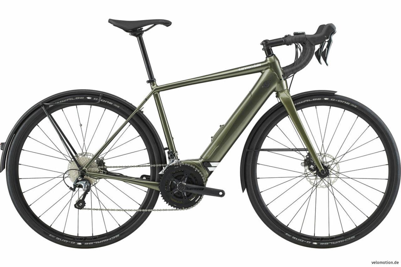 Cannondale, Synapse Neo EQ, E-Bike