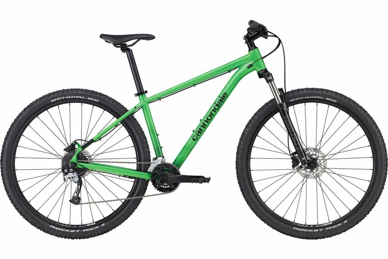 Trail 7 green