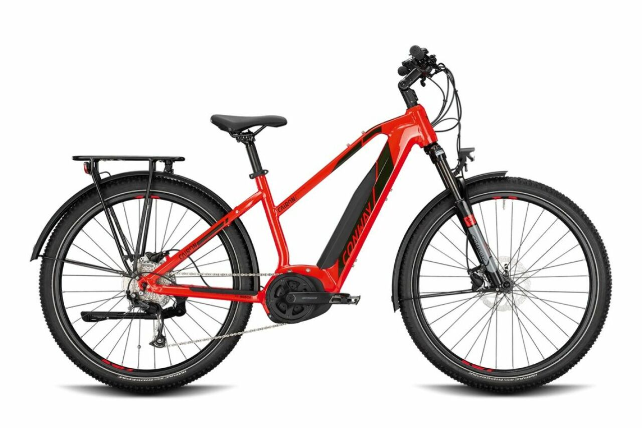 Conway, Cairon C 227 Trapez 500Wh, E-Bike