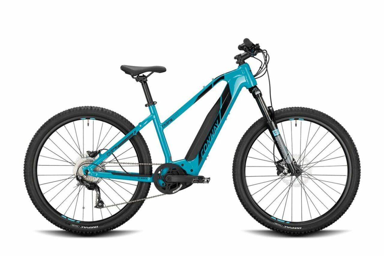 Conway, Cairon S 227 Trapez 500Wh, E-Bike