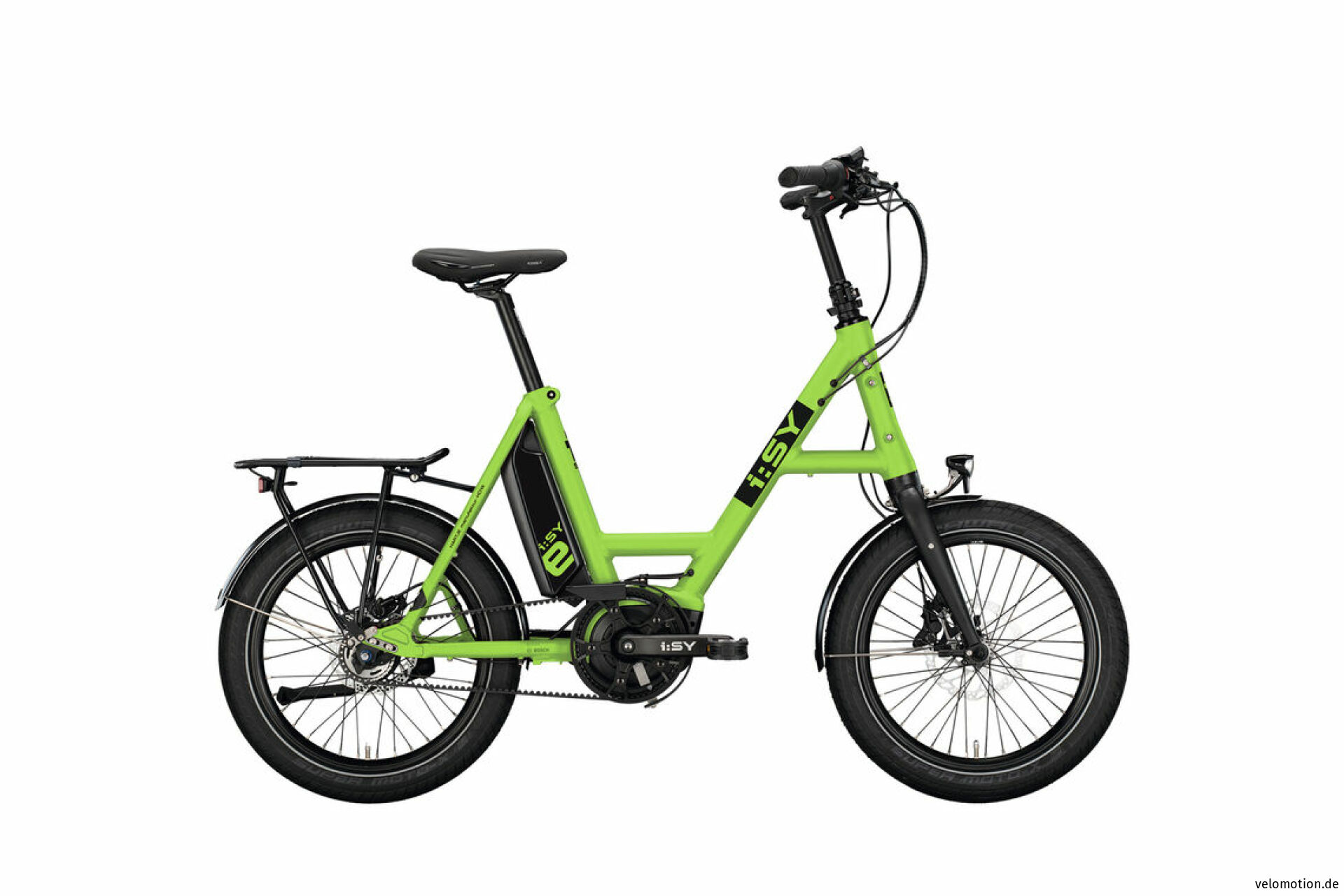 DrivE E5 ZR  lightgreen 500Wh #1