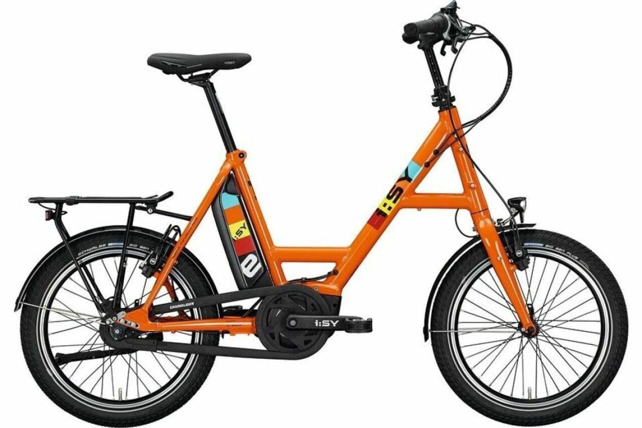 DrivE S8 orange 400Wh