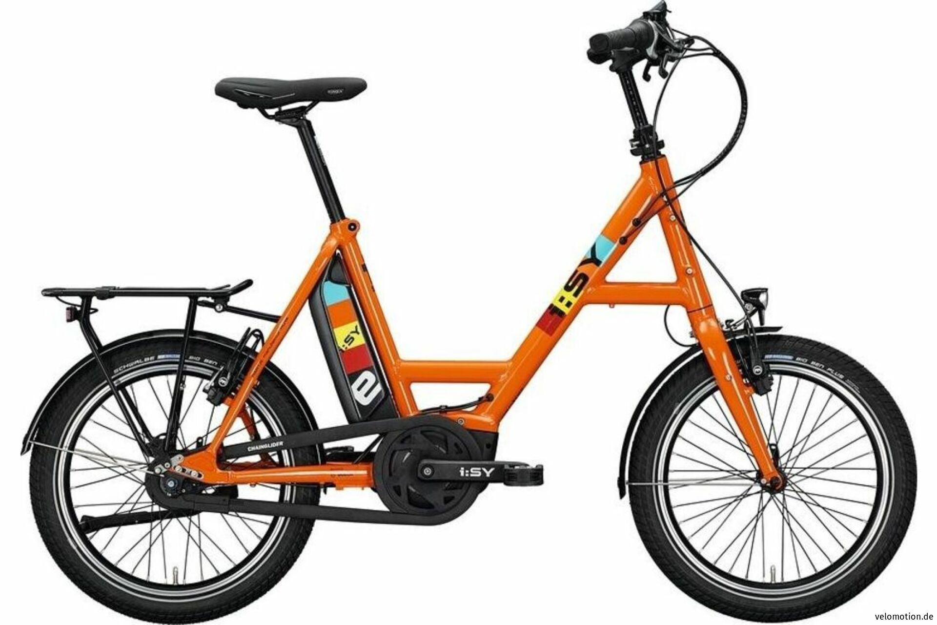 DrivE S8 orange 400Wh #1