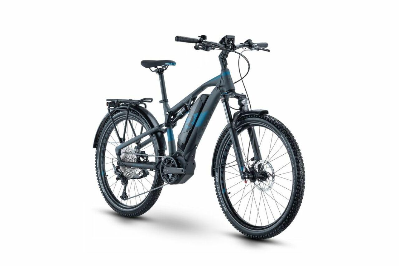 E-CrossRay 6.00 FS E, E-Bike