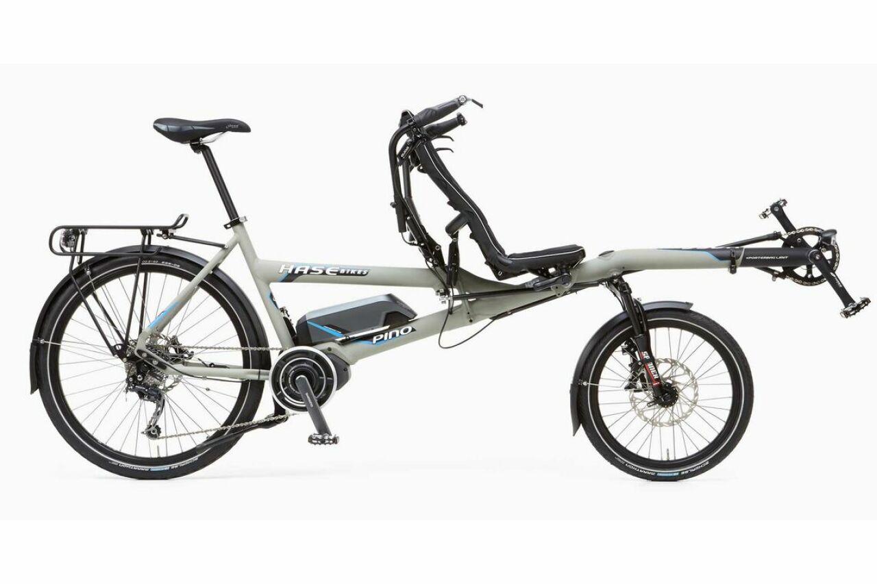 E-Pino Steps, E-Bike