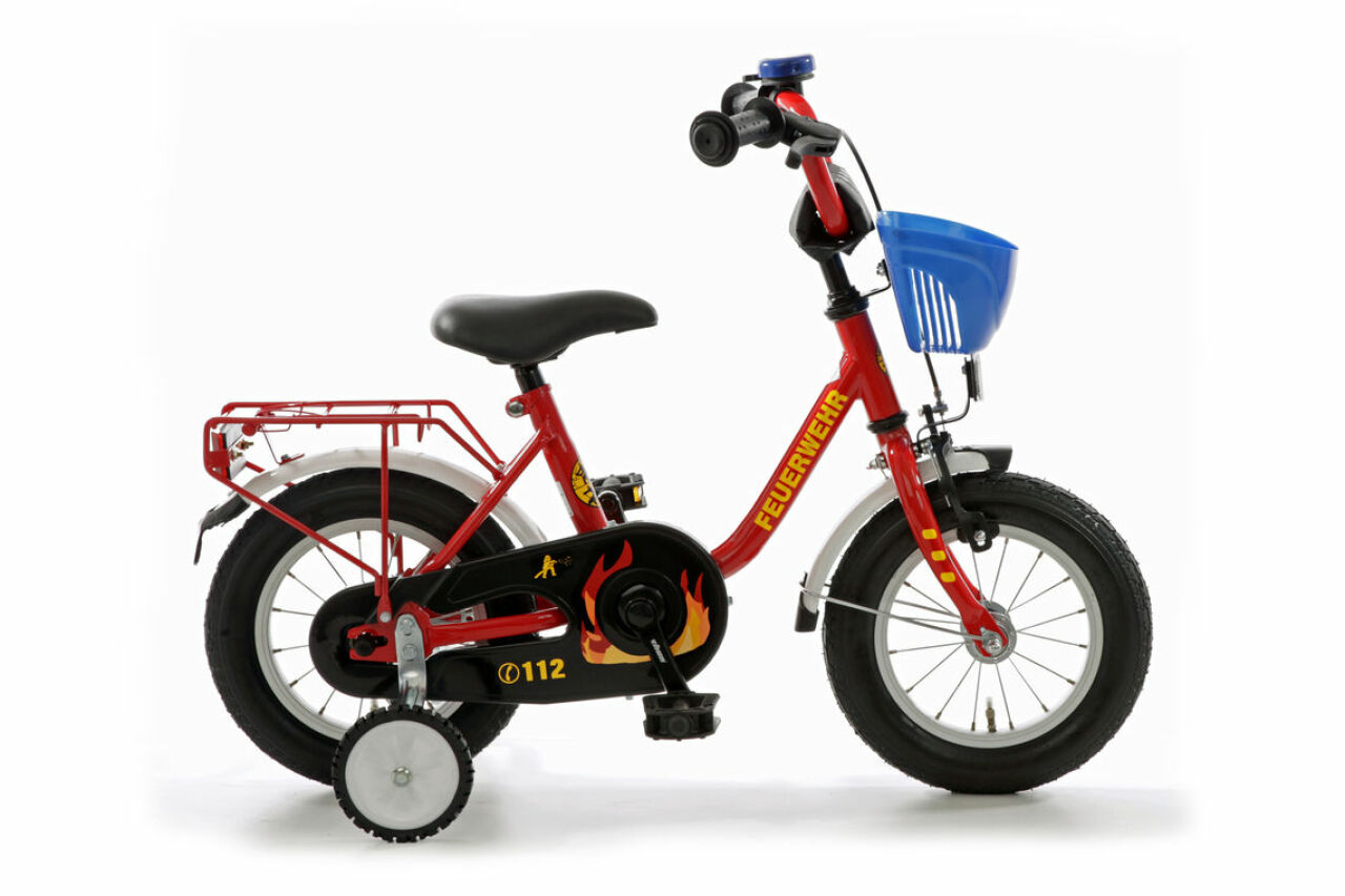 Feuerwehr Kinderrad 12