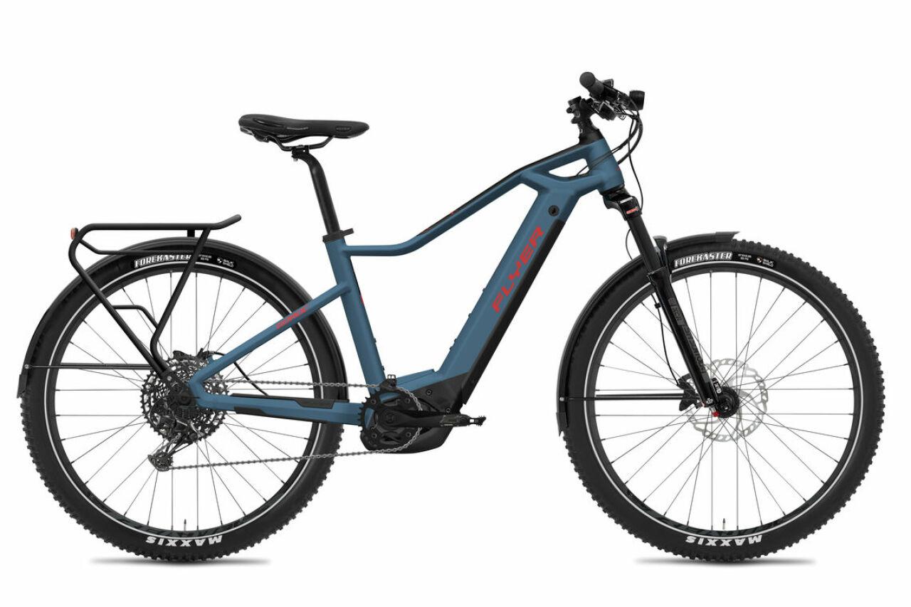 Flyer, Goroc1 6.50, E-Bike