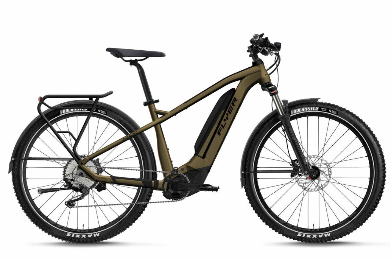 Flyer, Goroc2 2.10, E-Bike