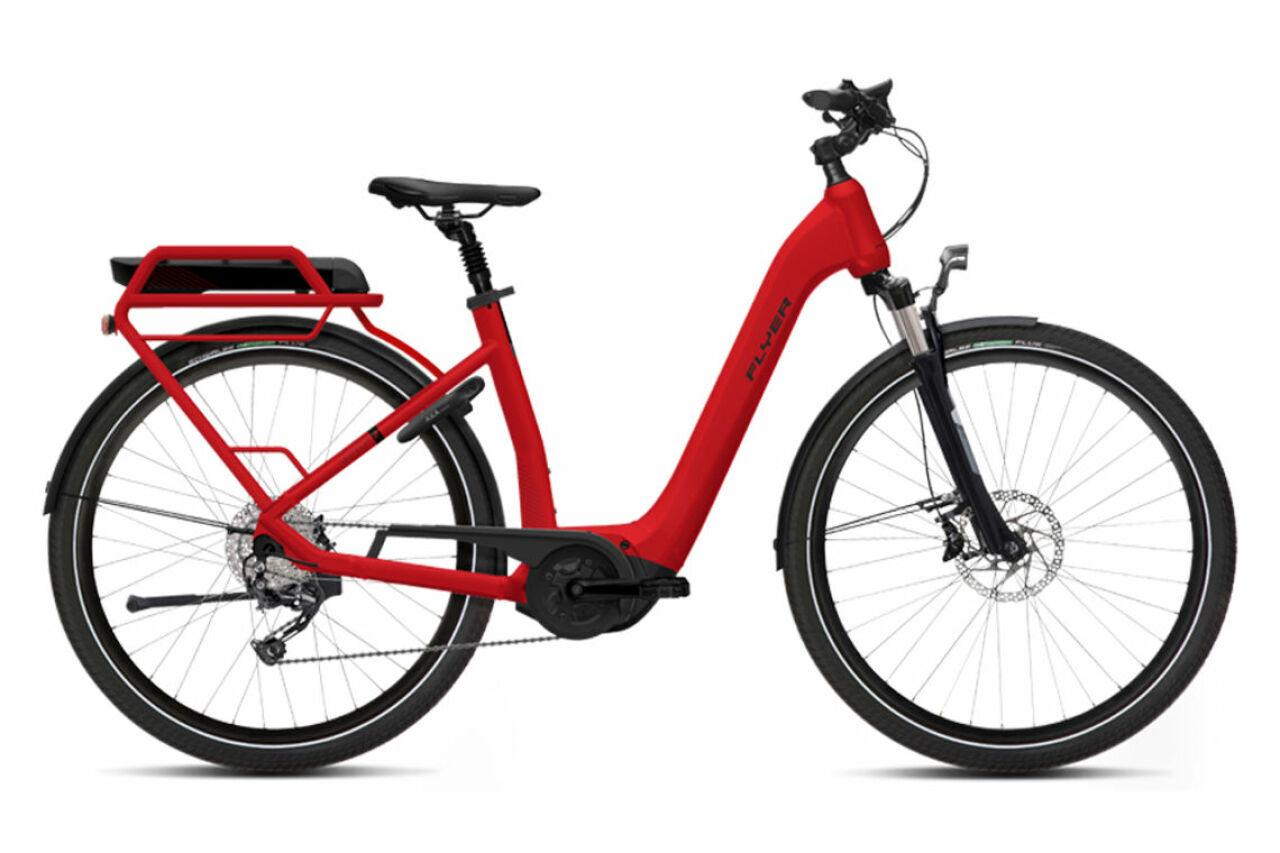 Flyer, Gotour2 5.01R, E-Bike