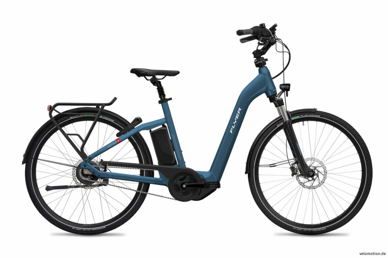 Flyer, Gotour5 5.01R, E-Bike