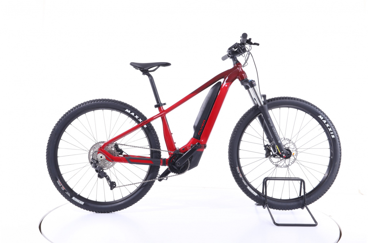 Flyer, Uproc2 2.10  mercury red  630 Wh, E-Bike