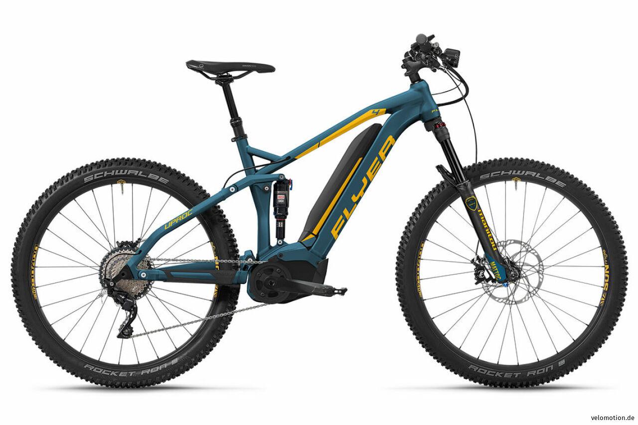 Flyer, Uproc4 4.10 FIT 17,5, E-Bike