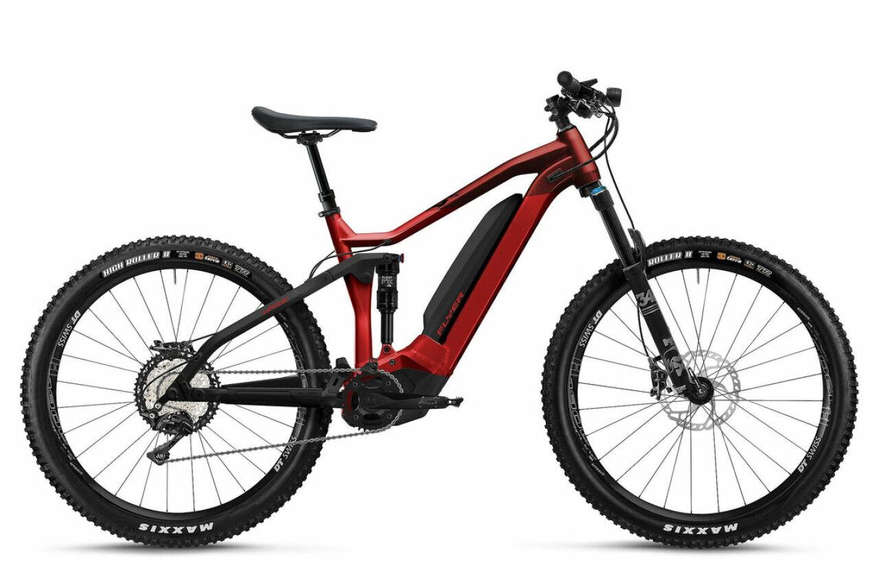 Flyer, Uproc4 4.10 FS 27/L 630Wh, E-Bike