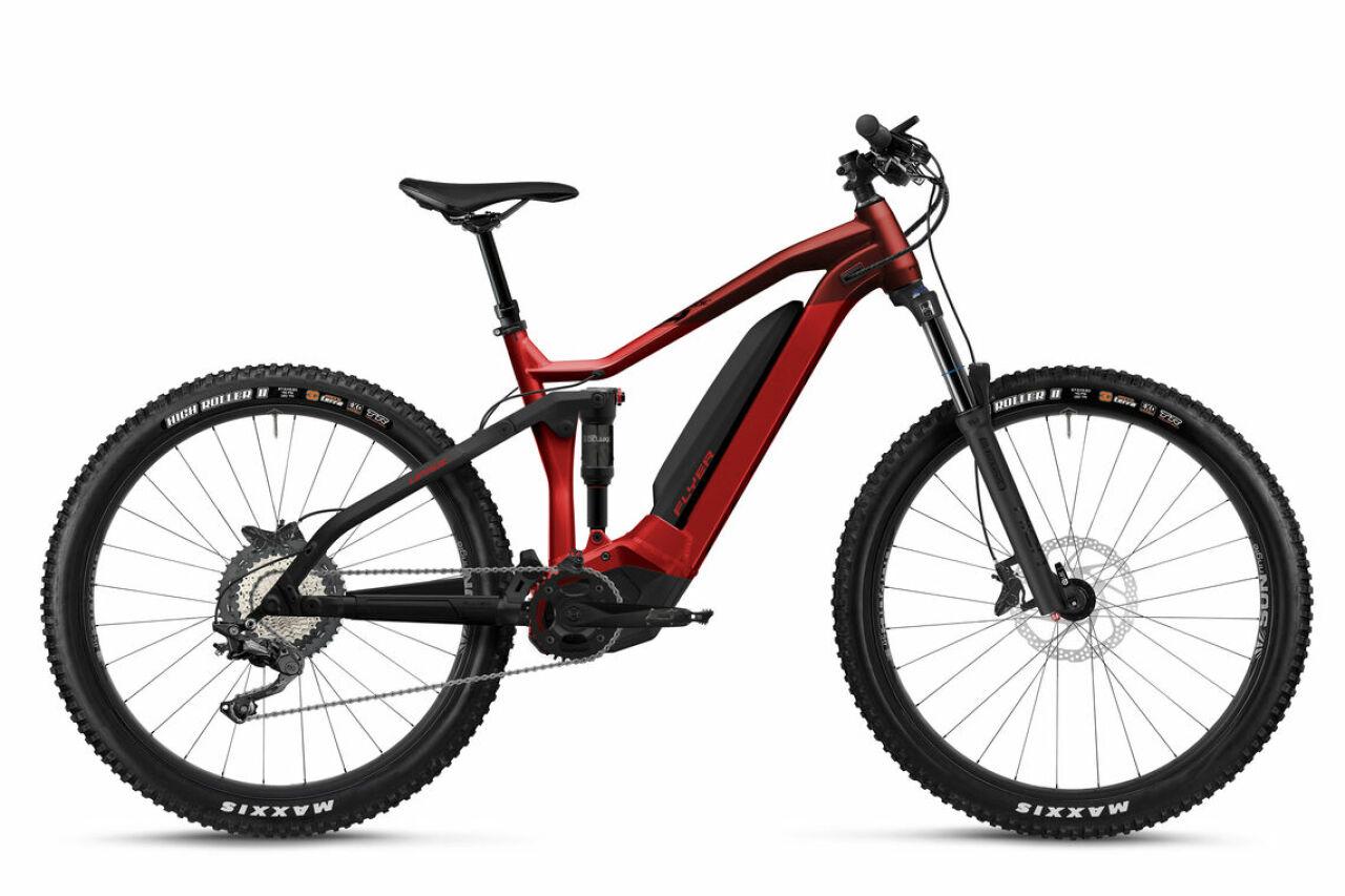 Flyer, Uproc4 4.10, E-Bike