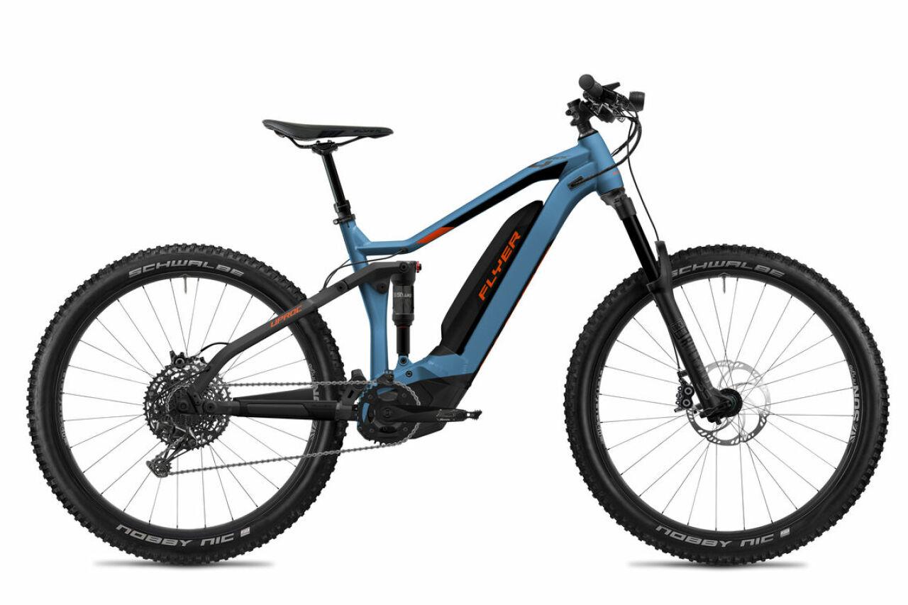 Flyer, Uproc4 6.50 FS, E-Bike
