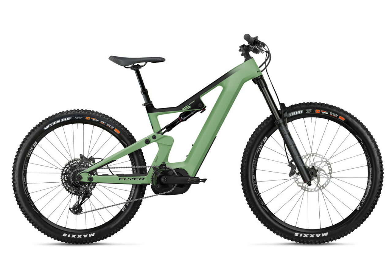 Flyer, Uproc6 6.50, E-Bike