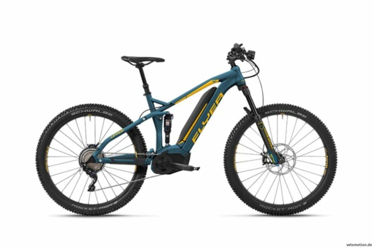 Flyer, Uproc7 6.30 FS D1, E-Bike