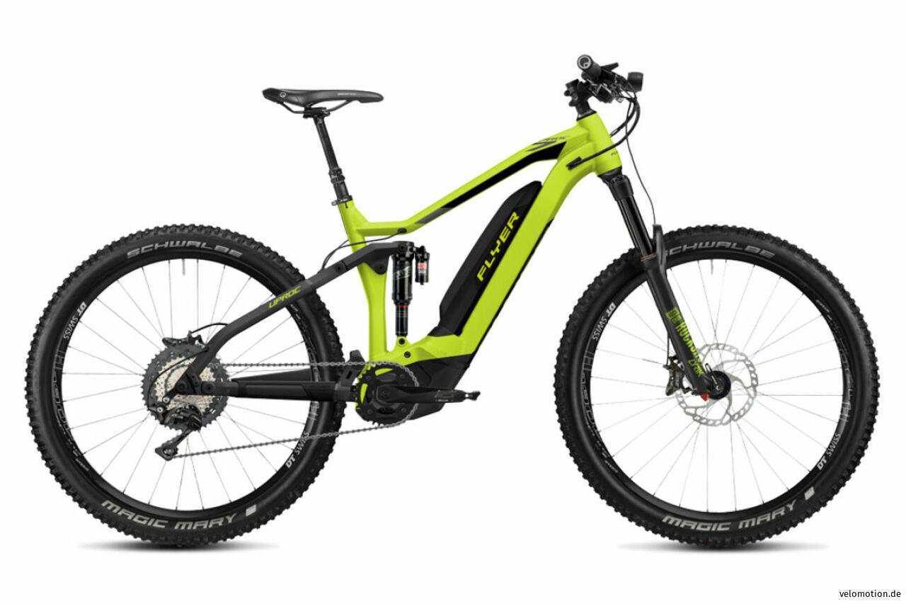 Flyer, Uproc7 6.30, E-Bike