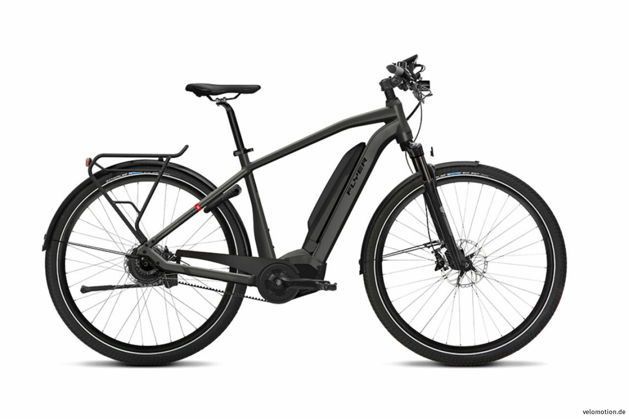 Flyer, Upstreet 5 7.10 2019 600Wh, E-Bike