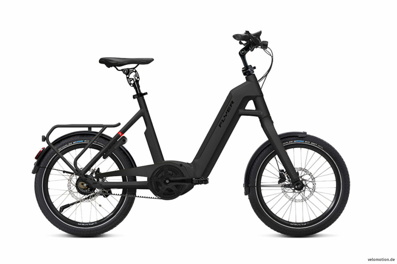 Flyer, Upstreet1 5.01R, E-Bike