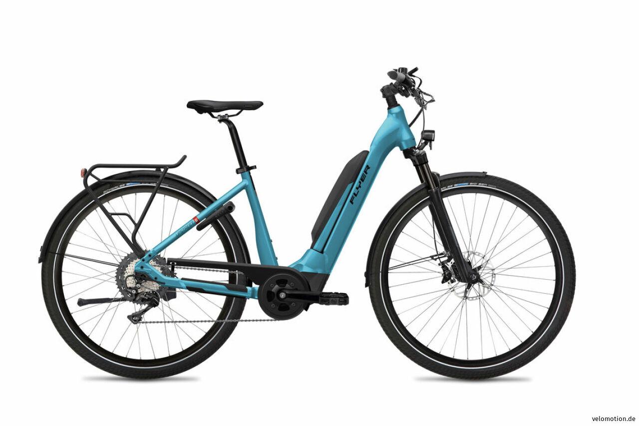 Flyer, Upstreet5 5.10, E-Bike