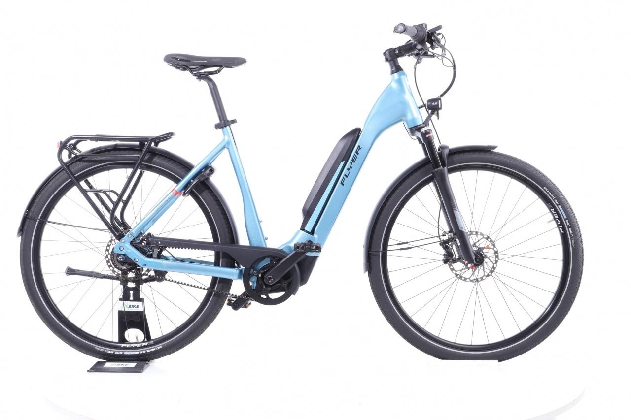 Flyer, Upstreet5 7.12  Damen blau, E-Bike