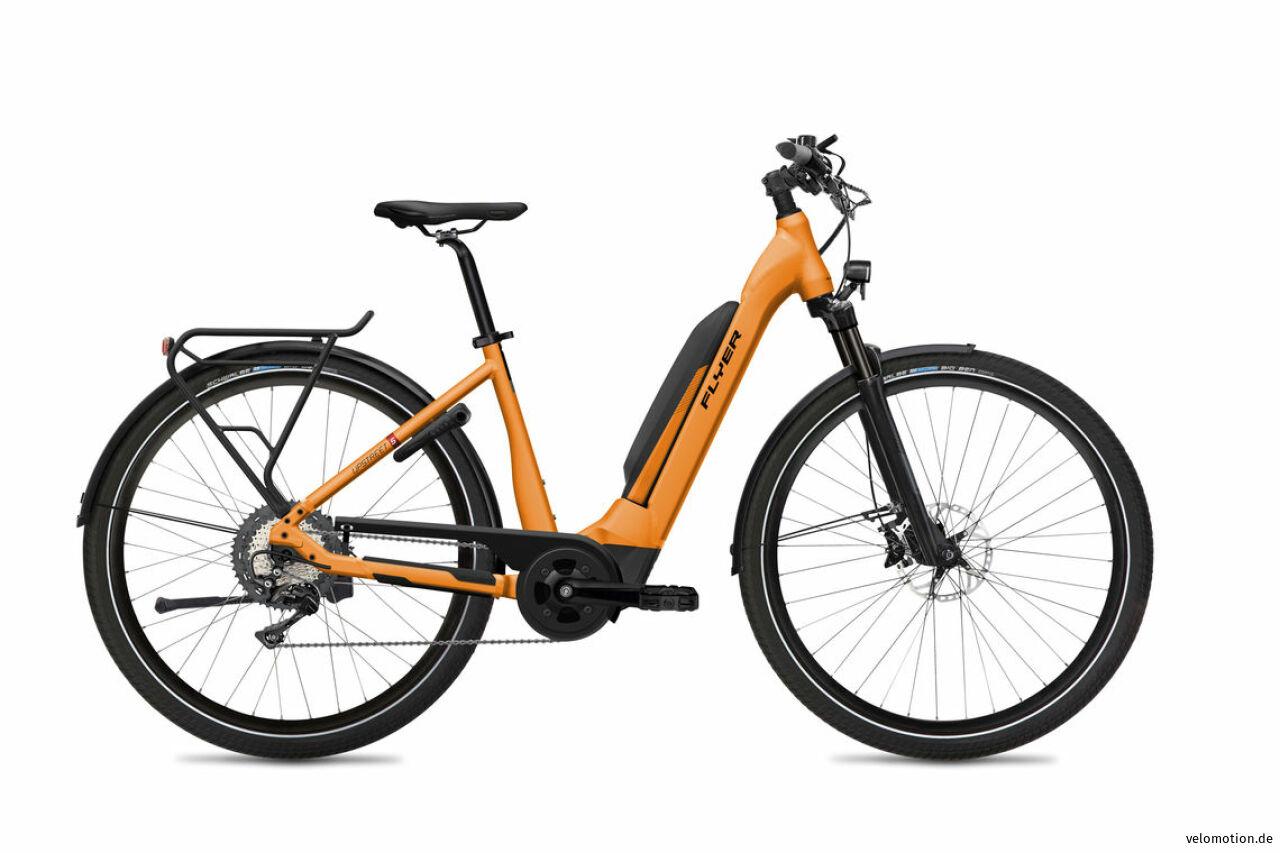 Flyer, Upstreet5 7.10, E-Bike