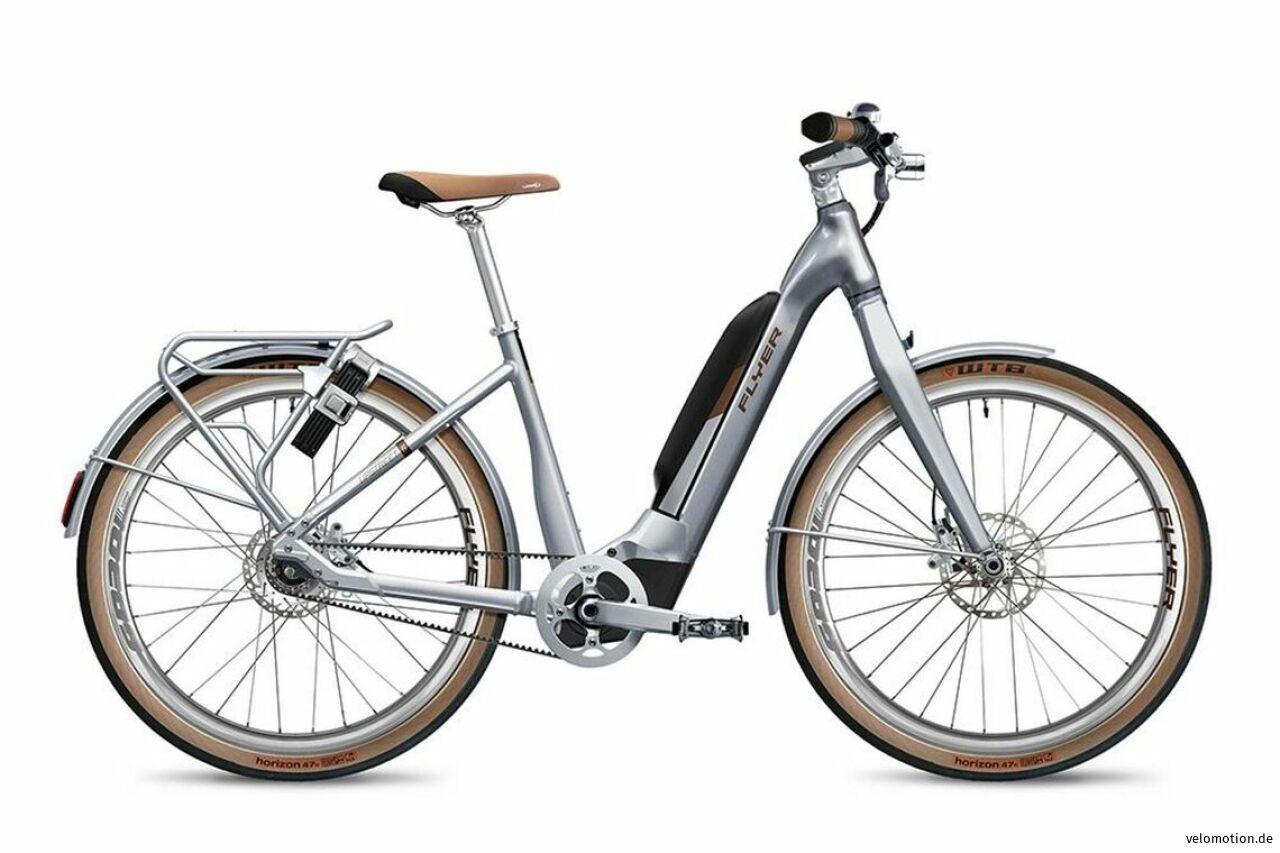Flyer, Upstreet5 9.83, E-Bike