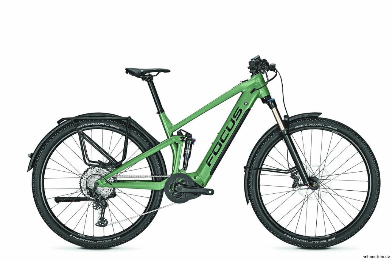 Focus, THRON² 6.8 EQP, E-Bike