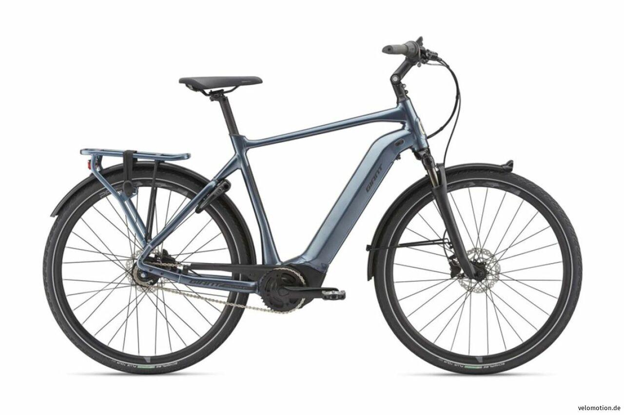 Giant, DailyTour E+ 2 GTS, E-Bike