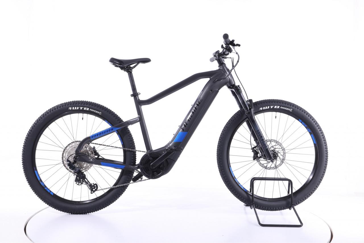 Haibike, HardSeven 7  anthracite / indigo, E-Bike