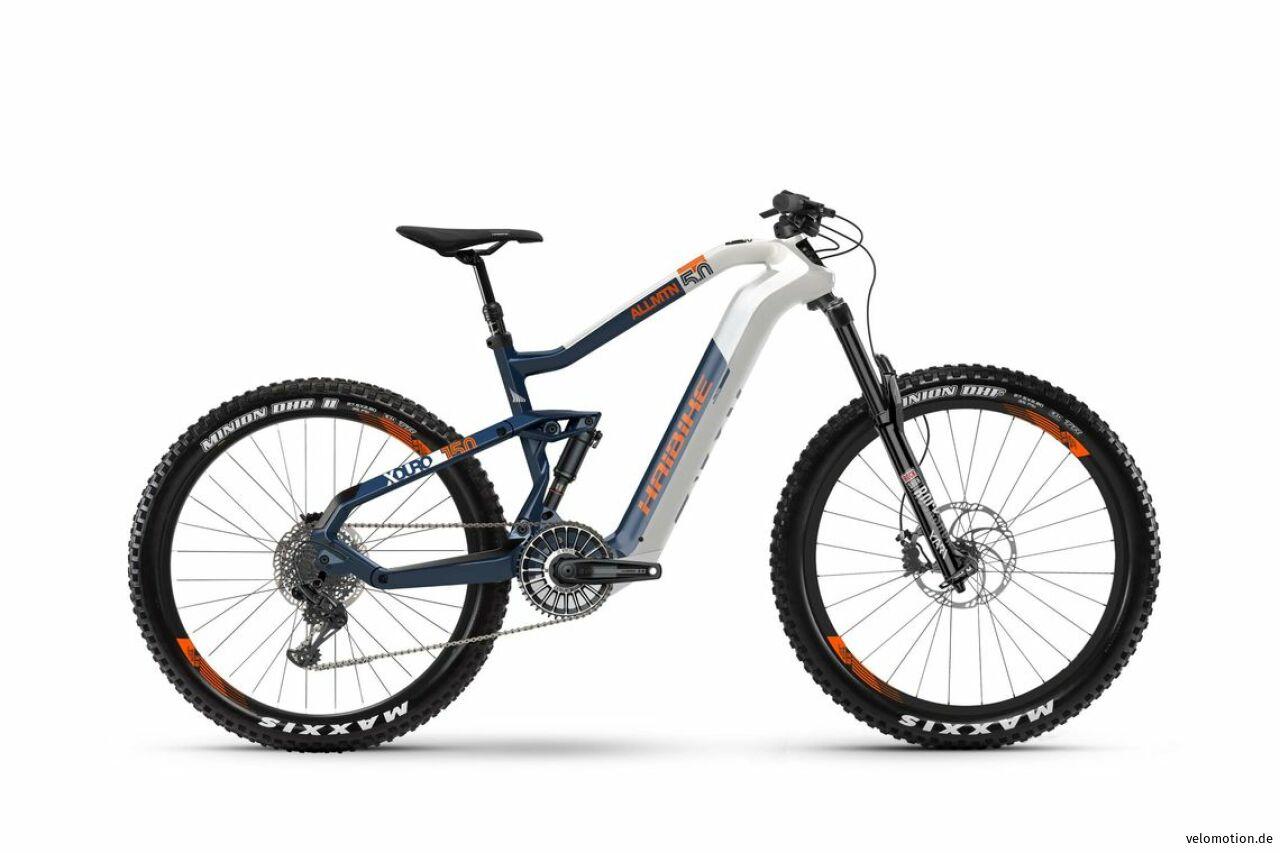 Haibike, XDURO AllMtn 5.0 FLYON, E-Bike