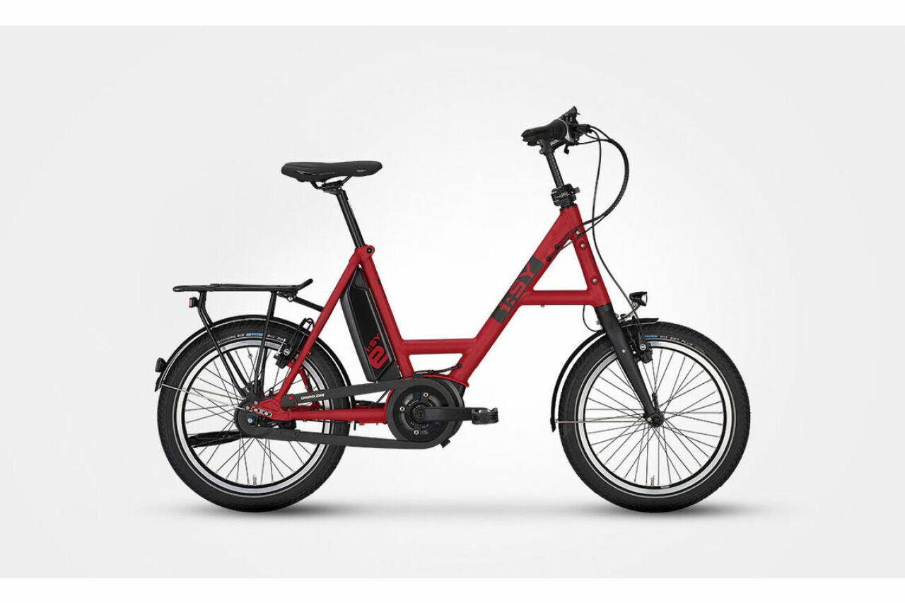 "i:SY DrivE S8 RT 8-Gg 20"" 400W, E-Bike"