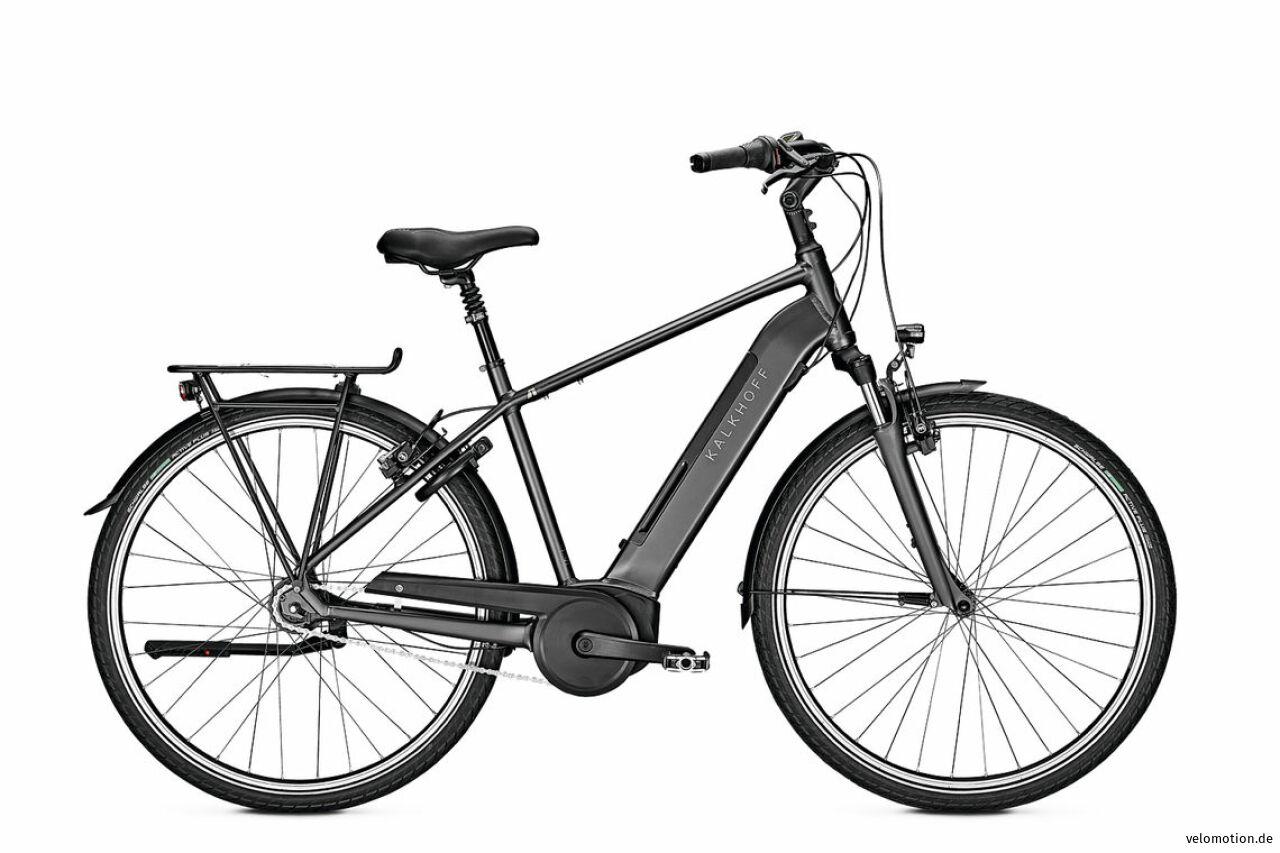 Kalkhoff, Agattu 4.B MOVE Freilauf, E-Bike