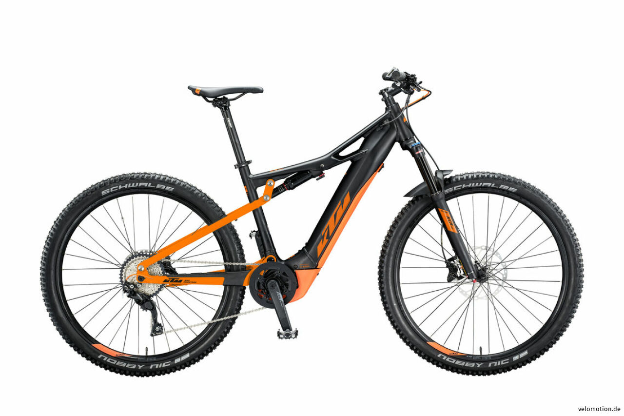 KTM, Macina Chacana 294, E-Bike