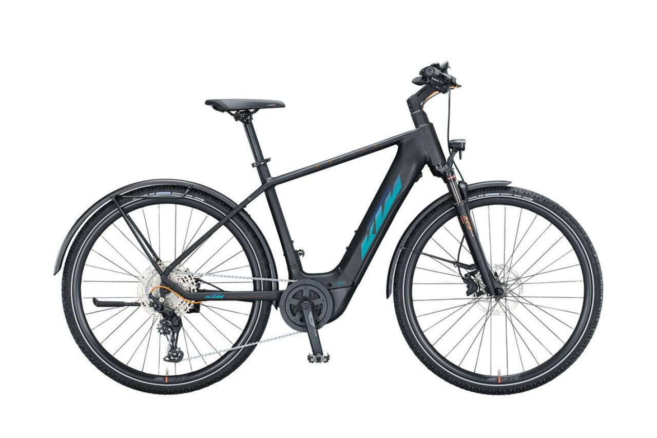 KTM, MACINA CROSS LFC, E-Bike