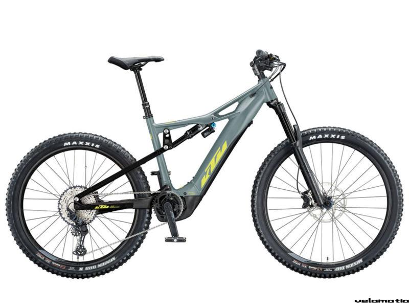 KTM, Macina Kapoho 2972, E-Bike