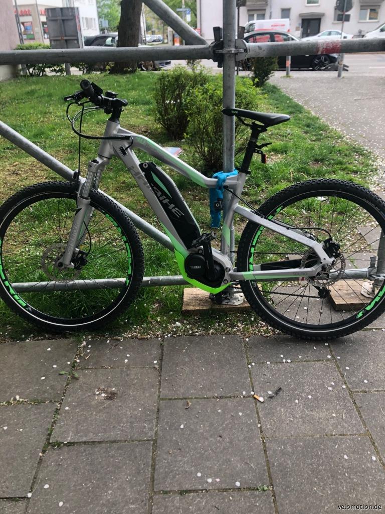 "Haibike, Haibike Hard Seven 4.0 - Yamaha400 Wh 27,5"", E-Bike"