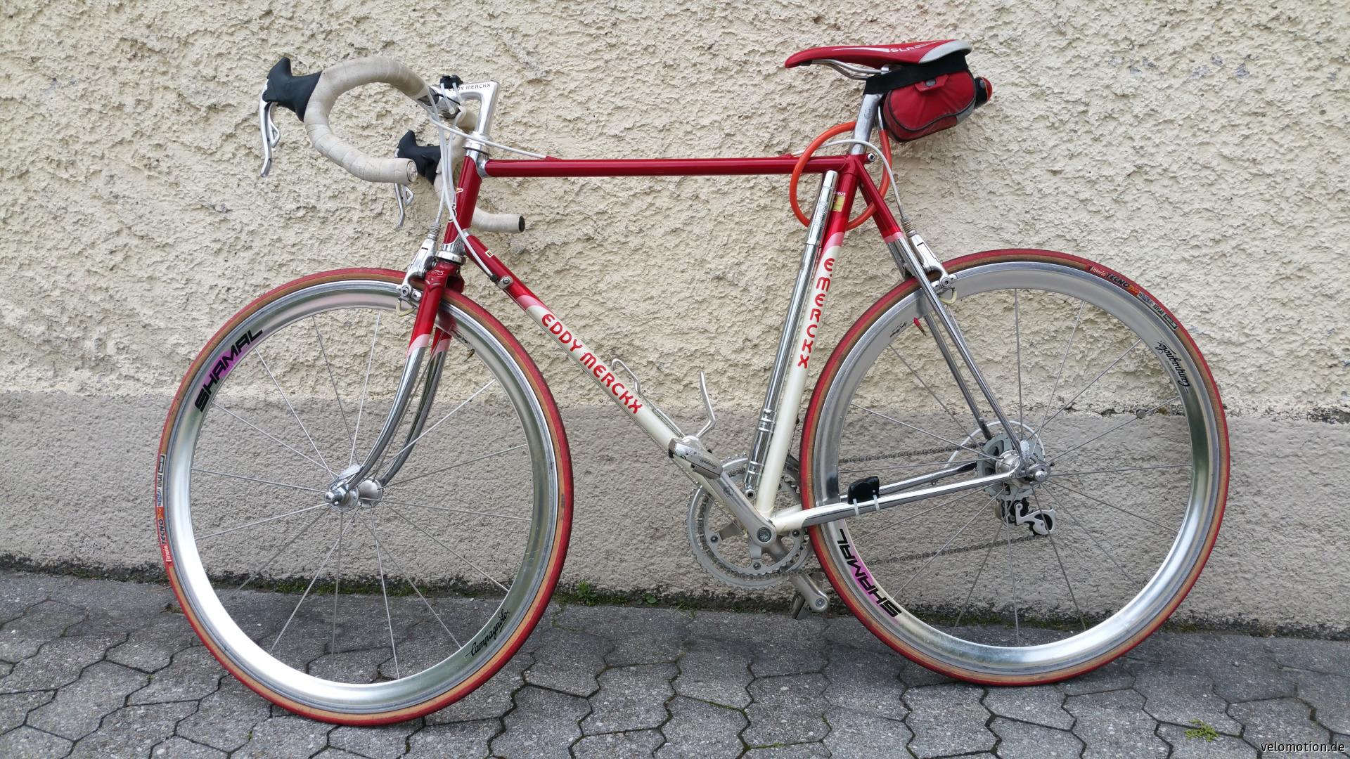 Rennrad für Liebhaber #1