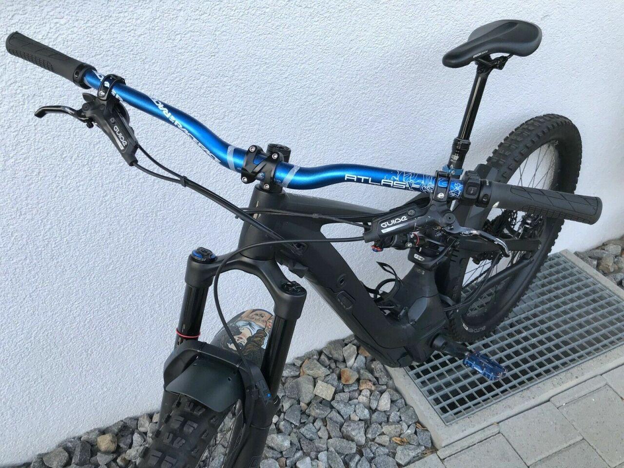 MTB E-Bike Specialized Levo FSR Comp 6Fattie, M, 2