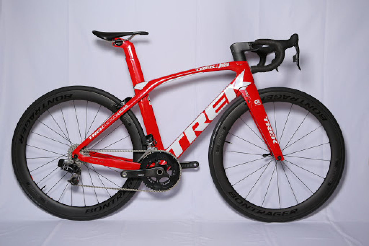TREK Madone SLR Carbon-Rennrad Größe 52 H1s SRAM R