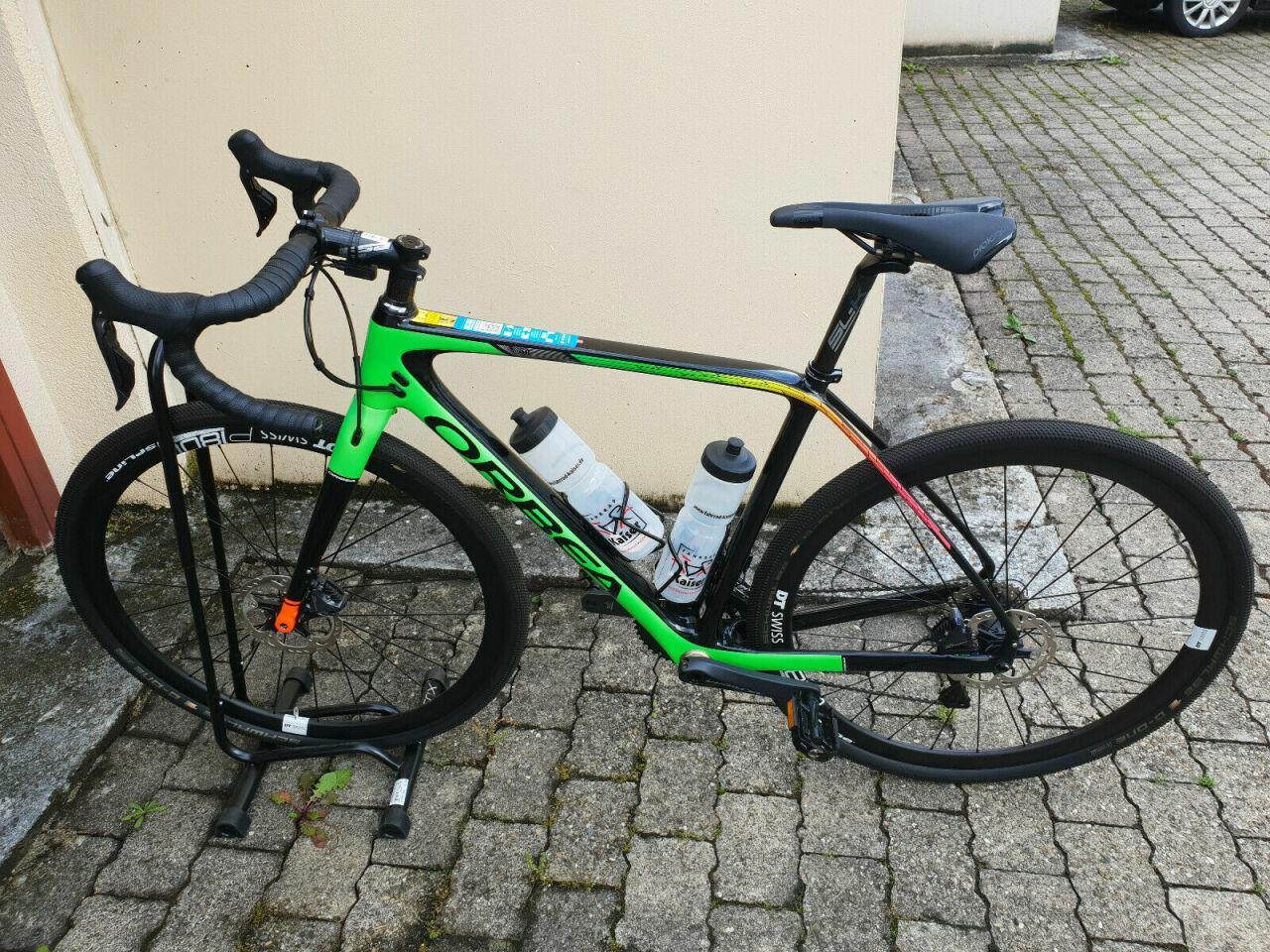 ORBEA Terra M20i Disc Cyclocross Rennrad Neu unben