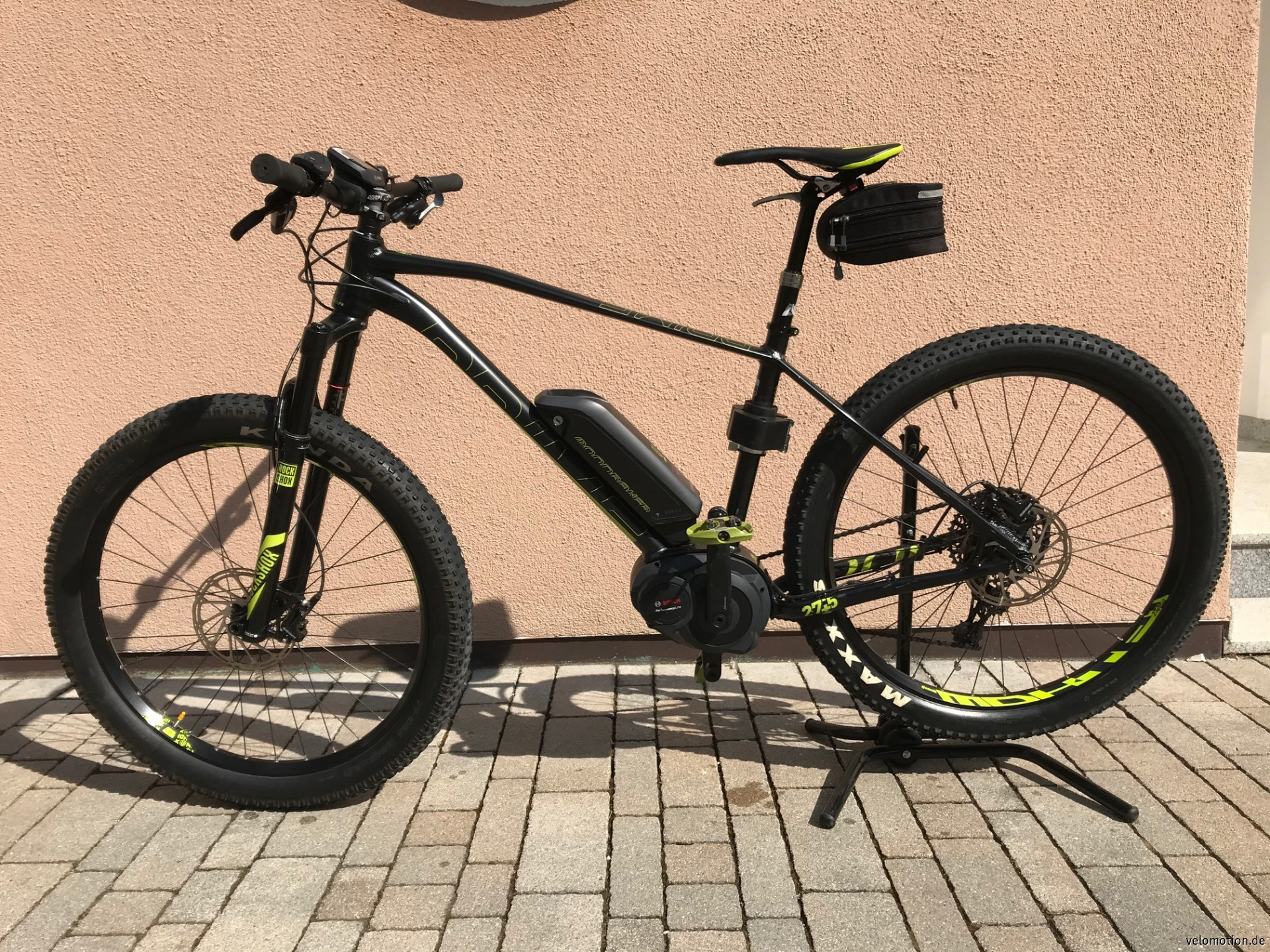 E Bike Mountainbike #1